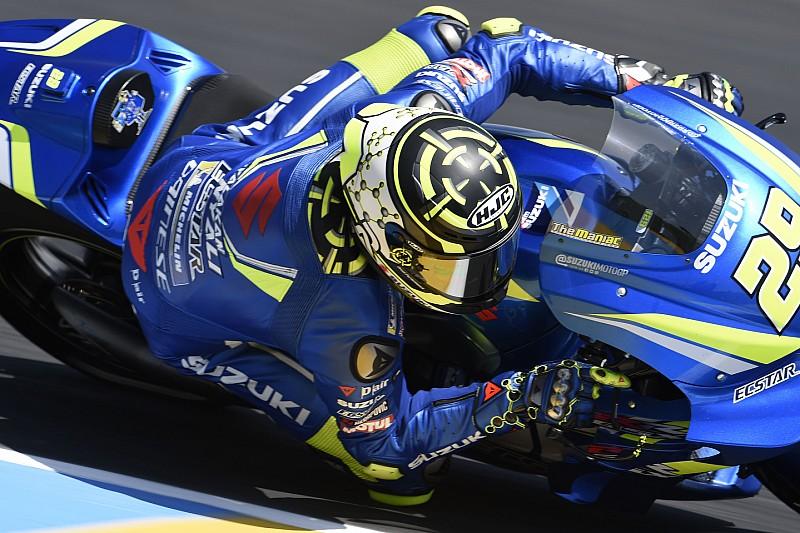 Iannone megerősítette, hogy 2018 végén elhagyja a Suzukit