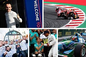 Formule 1 Contenu spécial Votez - Quels sont vos moments marquants de 2017 ?