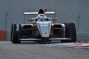 فورمولا 4 الإماراتية تقرير السباق فورمولا 4 الإماراتية: كالدويل يحرز الفوز بالسباق الأول للجولة الثانية في أبوظبي