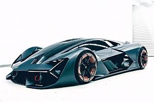 Fotogallery: Terzo Millennio, la visione del futuro Lamborghini