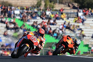 MotoGP Crónica de Clasificación Márquez asaltará el título en Valencia desde la pole