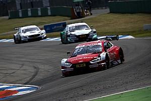 DTM Nieuws Audi: Geen verklaring voor grote stap van zaterdag op zondag