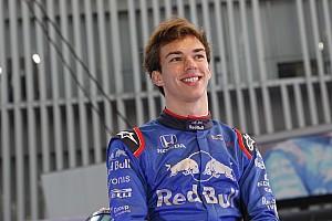 F1 速報ニュース 開幕戦を迎えるガスリー「僕はメルボルンに恋してる」