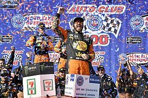 NASCAR Cup Relato da corrida Dominante, Truex Jr. volta a vencer na NASCAR