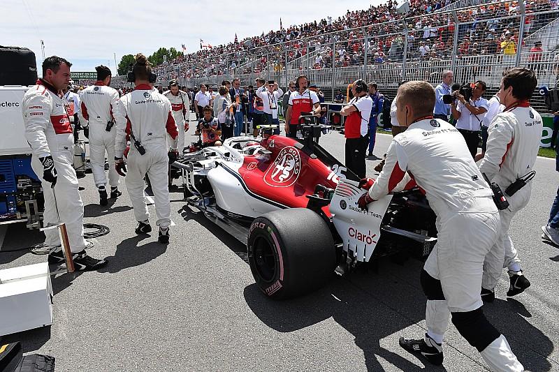 Sauber: ezért nem működött volna a dolog a Hondával