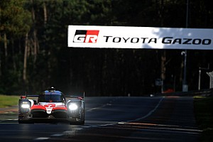 Le Mans Breaking news Toyota