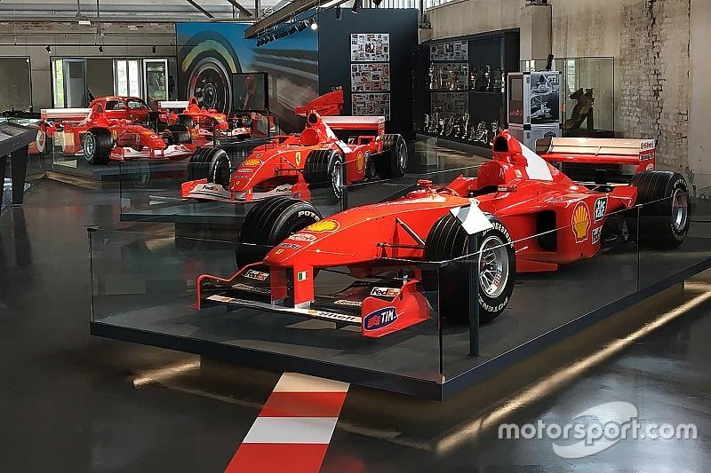 Új Schumacher kiállítás nyílt Németországban