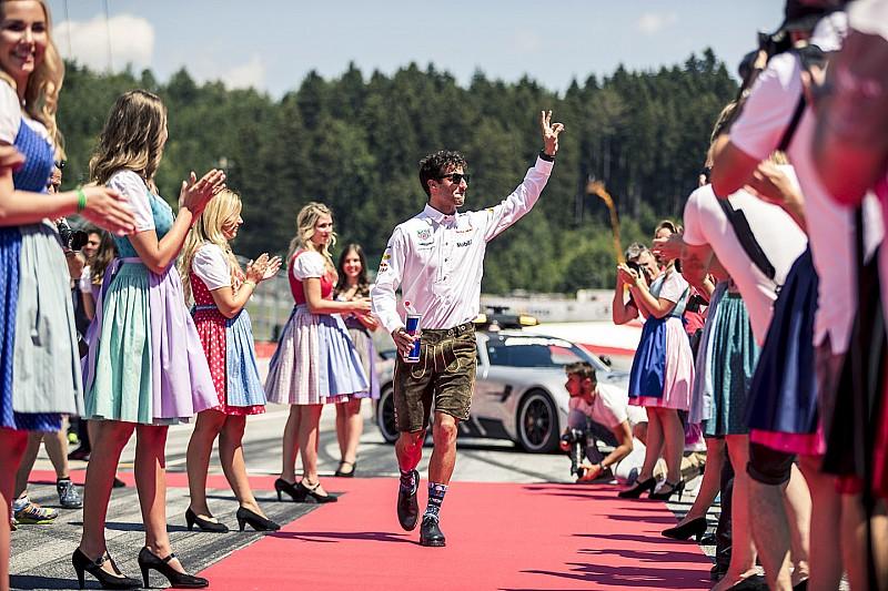 Ricciardo szívesebben tárgyalna a