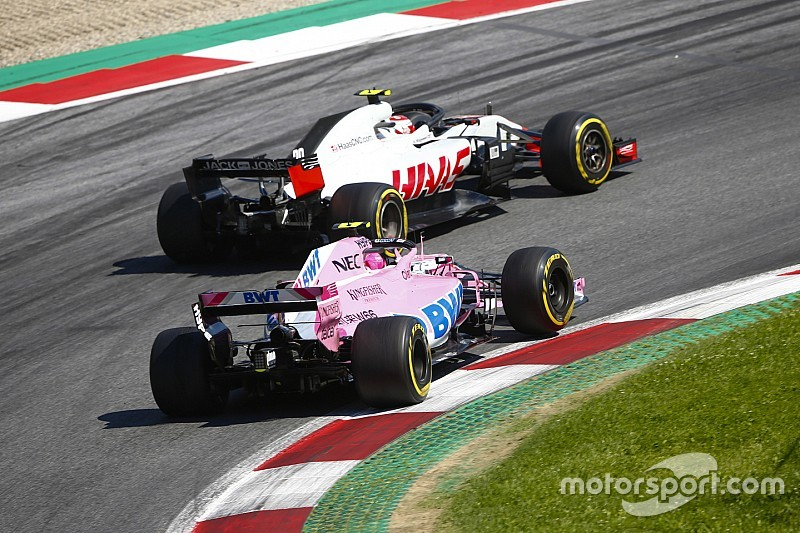 Force India sees