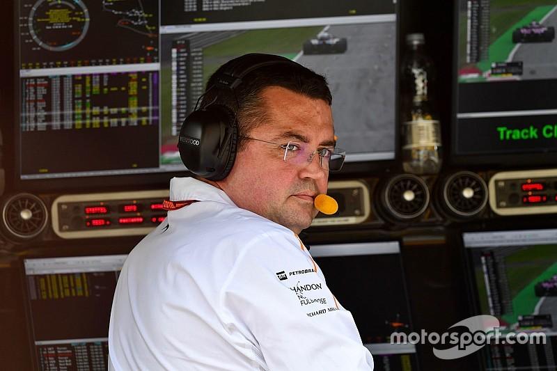 McLaren: Teamchef Eric Boullier tritt zurück!