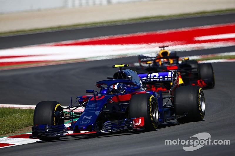 Honda belooft gelijke behandeling voor Toro Rosso en Red Bull