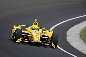 IndyCar Crónica de entrenamientos Castroneves brilla en segundo entrenamiento para Indy 500