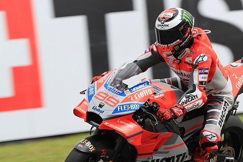 """Lorenzo reageert op Ducati-gerucht: """"Het is niet waar"""""""