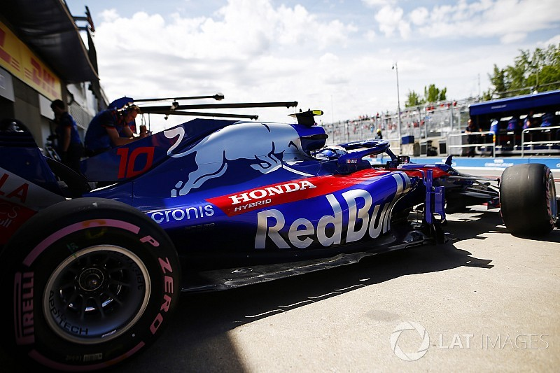 Losing Honda Upgrade Made Qualifying