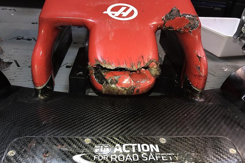 Грожан збив бабака під час другої практики Гран Прі Канади