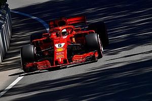 Formule 1 Résumé de qualifications Qualifs - Vettel en pole juste devant Bottas