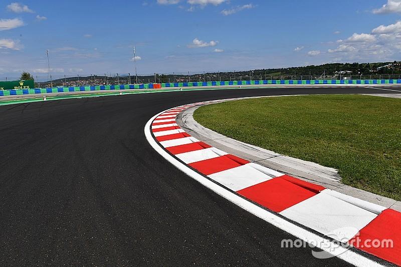 Онлайн Гран При Венгрии: первая тренировка