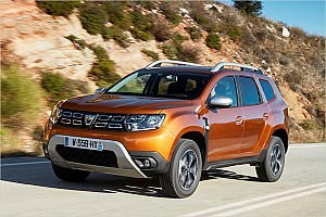 Automotive News Neuer Dacia Duster im Test