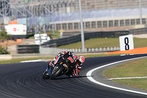 MotoGP Breaking news VIDEO: Kecelakaan Nakagami dengan motor MotoGP