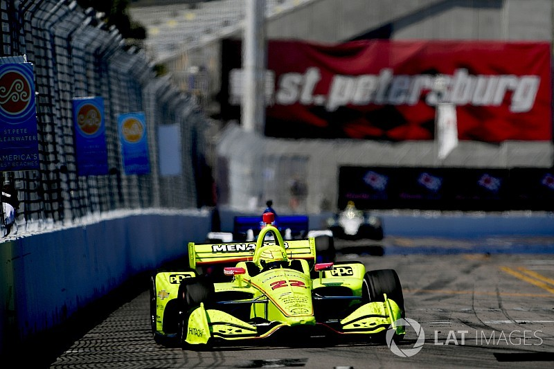Penske's St. Pete struggles a one-off - Pagenaud