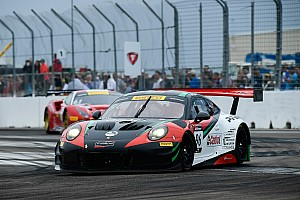 PWC Race report St Pete. PWC: Hargrove wins, Parente escapes huge crash