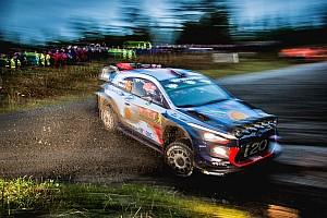 WRC Prova speciale Gran Bretagna, PS17: Neuville passa ancora Ogier e torna 2°