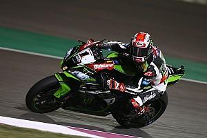 WSBK Gara Rea sorpassa Bayliss e la Kawasaki espugna Losail in Gara 1