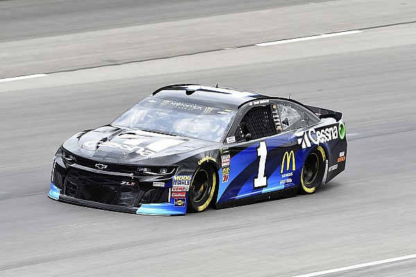 McMurray avoids misfortune to score season-high third at Texas