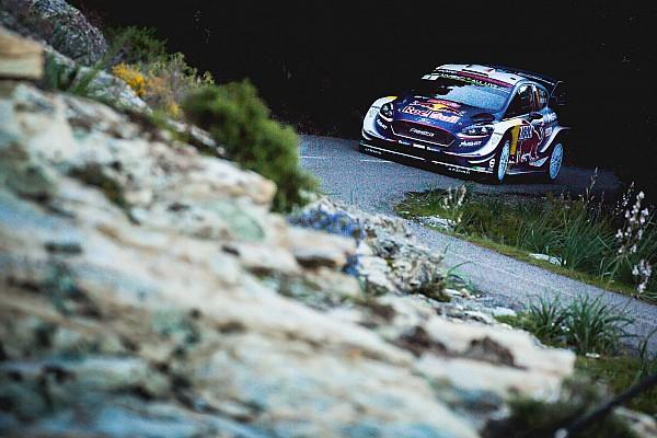 WRC Etappeverslag WRC Corsica: Ogier boekt eenvoudige overwinning