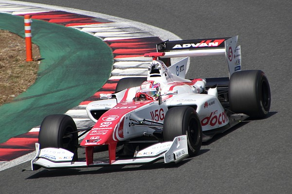 Super Formula Testing report Nojiri puts Honda on top in final Super Formula test