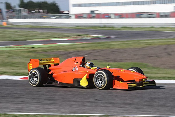 Auto GP Race report Adria Auto GP: Double podium for Raghunathan on debut