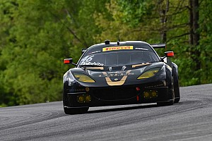 PWC Breaking news Dollahite fails post-race inspection, handing GTS win to James and Panoz