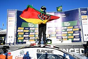 Brasileiro de Turismo Relato da corrida Gabriel Robe segura Frigotto e vence corrida 1 em Cascavel