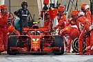 Güncel: Ferrari'de Raikkonen'in çarptığı mekanikerin bacağı kırıldı!