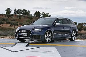 Automotive Noticias Prueba Audi RS 4 avant 2018: un deportivo familiar sin fronteras