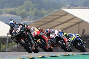 """MotoGP Nieuws Zarco verklaart crash: """"Te ongeduldig bij inhalen Lorenzo"""""""