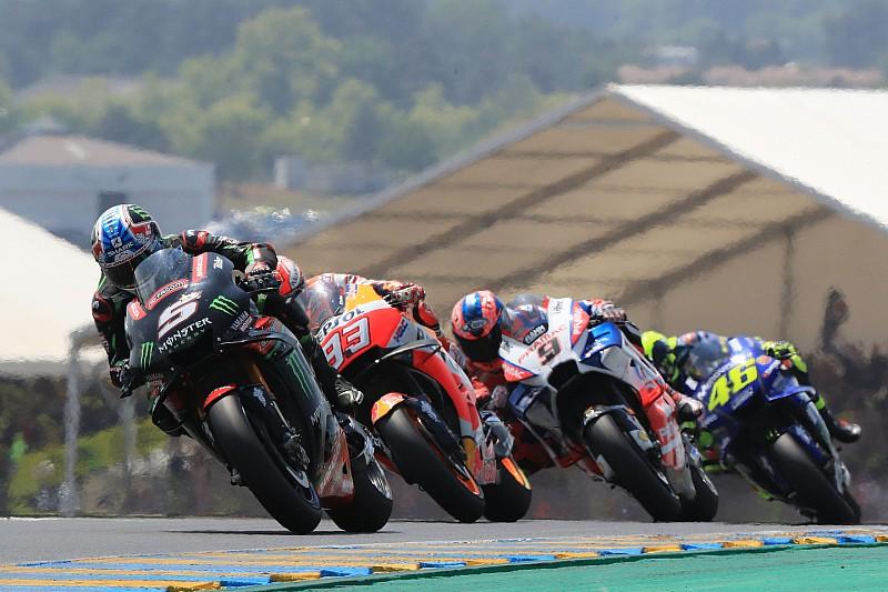 Зарко: Після аварії мрія перемогти у MotoGP стала реальнішою