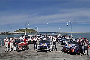 WRC Breaking news Rally Australia pushing for long-term WRC future