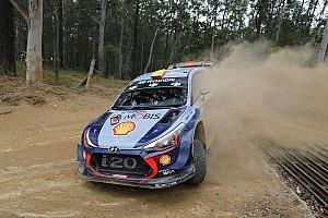 WRC Noticias de última hora Mikkelsen dice que el Hyundai WRC le recuerda al VW