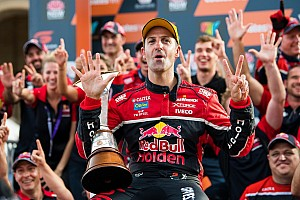 Whincup titré à l'issue d'un incroyable final !