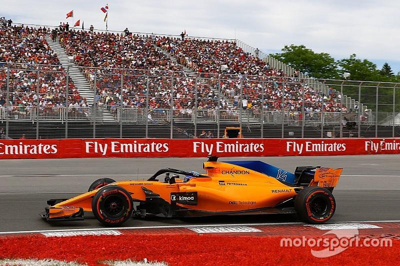 Alonso: Les compromis de McLaren n'ont eu que
