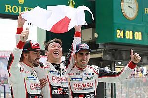 Alonso faz história e vence 24H de Le Mans com a Toyota