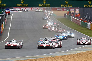 La lista de los primeros inscritos para las 24 horas de Le Mans 2019