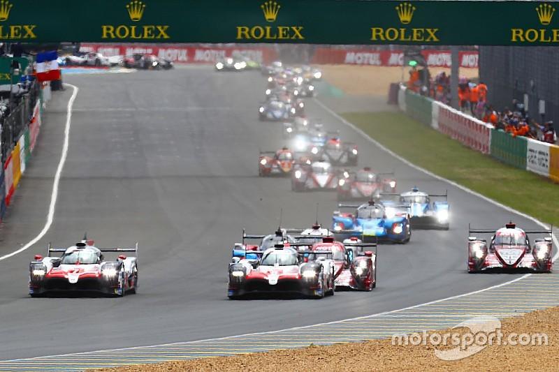 Langstrecken-WM (WEC) präsentiert Kalender für 2019/2020 mit Le Mans