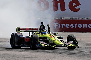 IndyCar Noticias Bourdais finalizó