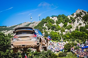 WRC Breaking news WRC drivers want