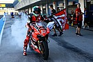 World Superbike Juara Superstock, Rinaldi debut World Superbike