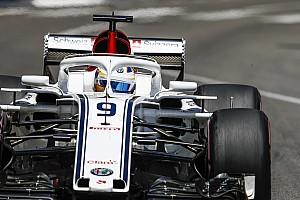 Sauber, Ericsson'ın 2018 performansından memnun kaldı