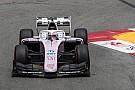 FIA F2 Wiegen verpasst: Maximilian Günther disqualifiziert