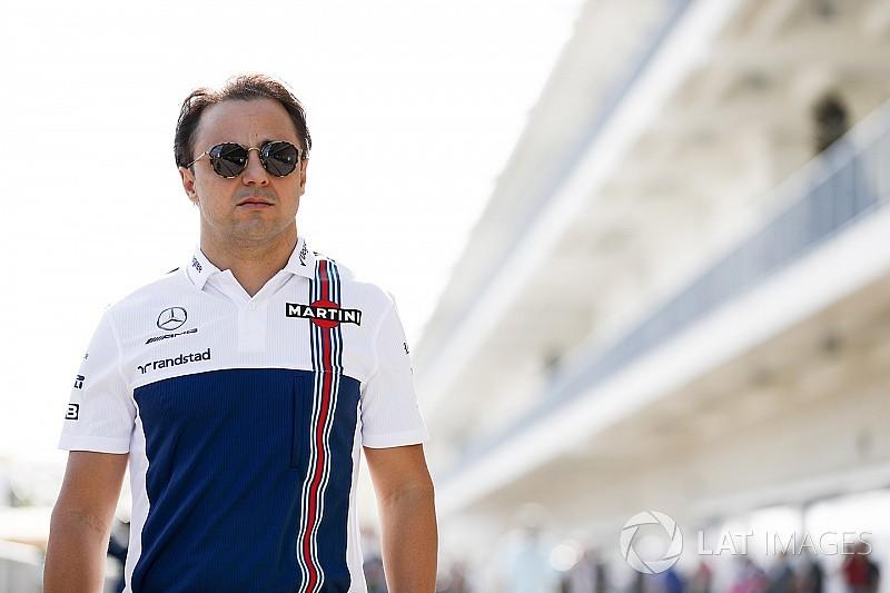 Massa terminó pláticas con Williams tras prueba de Kubica